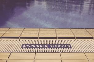 Diving Forbidden